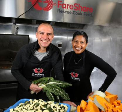 fareshare cooking